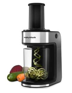 MORPHY RICHARDS 432020 Spiralizer Express for £12.97 free C&C @ Currys