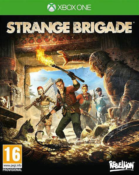 Strange Brigade Xbox One £24.99 Amazon - Prime Exclusive