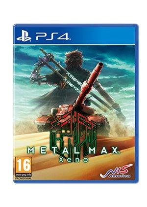 Metal Max Xeno (PS4) £27.85 at Base.com