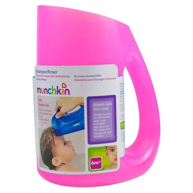 Munchkin shampoo rinser 50p instore @ Sainsbury's Gosforth