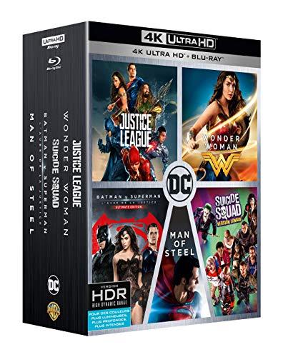DC 5 Film 4K UHD Boxset £49.25 delivered Amazon.fr
