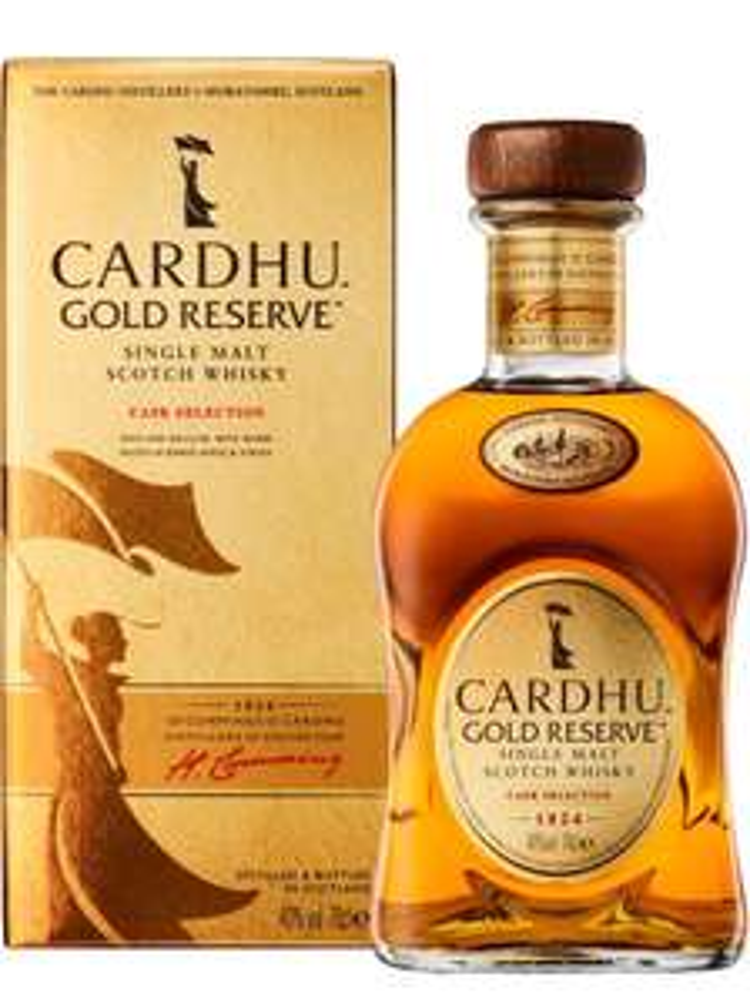 Cardhu Gold Reserve Single Malt Whisky 70Cl £25 @ Tesco