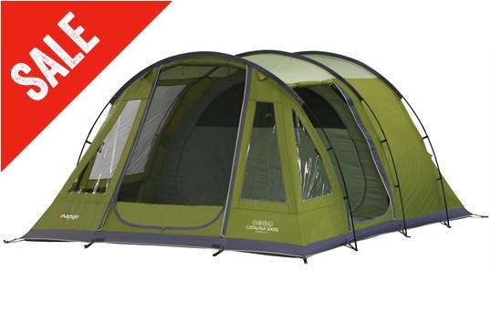 Vango Catalina 500 SE 5 Person Tent - £179 (C&C only) @ Go Outdoors