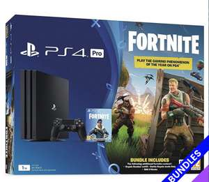 PS4 Pro 1TB with fortnite £399.99 @ Go2Games