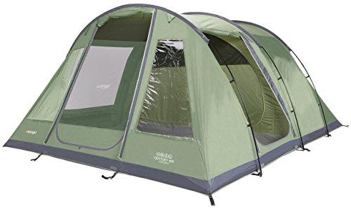 Vango Odyssey Family Tunnel Tent, Epsom Green, 600 - £127.30 @ Amazon