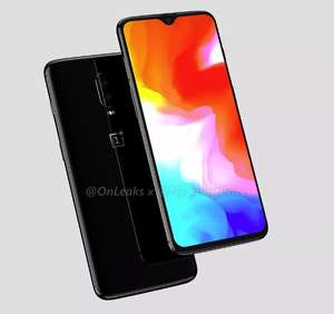 OnePlus 6T | In-Display fingerprint | Android Pie | 6/8GB RAM | 128/256GB | £499 @ OnePlus