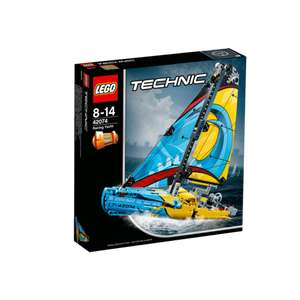 LEGO Technic Racing Yacht - 42074 £18.75 @ The Toy Shop
