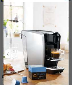 Bellarom Pod Coffee Machine, was £49.99, now 29.99 - Selected Lidl stores