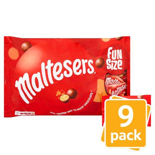 maltesers fun size 9 pack - £1.39 @ Tesco