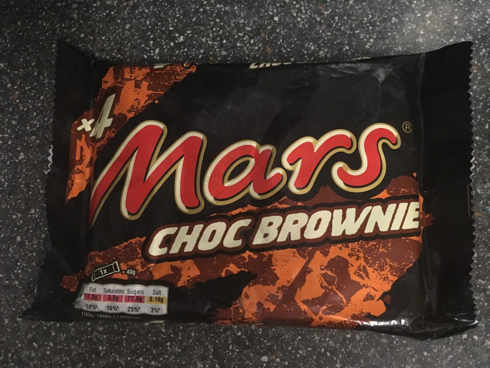 Mars Bars Choc Brownie Flavour ( 4 Pack) £1 @ Poundland