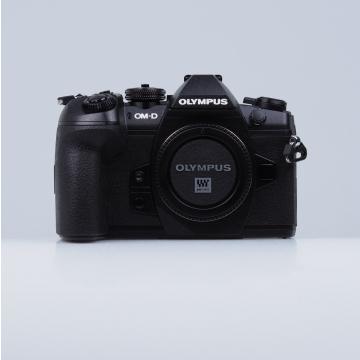 Olympus OM-D E-M1 Mark II Body Digital Camera - Black £889.99 @ Eglobal Central