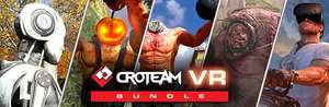 CROTEAM VR Bundle - £30.20 @ Steam