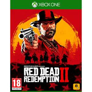 Join Quidco and order Red Dead Redemption 2 for £49 from Ao.com and get £15 cashback for new customers