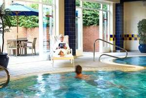4* Spa Day for 2 With Q Hotels 16 Locations Includes Hot Drink and Danish Only £16 at QHotels with LivingSocial