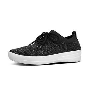Updated more discount - FitFlop Black Friday Sale upto 60% off + extra 29% & free delivery with code eg F-Sporty uberknit crystal now £25.56