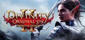 [Steam store discount] Divinity: Original Sin 2 - Definitive Edition £20.09 and others (deal ends on 1st November)