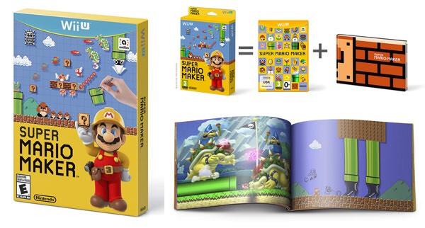 NINTENDO Super Mario Maker with 30th anniversary hardcover art book - £12 / £13.50 Delivered @ CEX