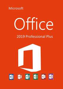 Office2019 Professional Plus CD Key Global £38.79 at  scdkey