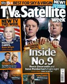 TV & Satellite Week Magazine  - Print Edition.   Subscribe for £1 every 2 months per issue at Magazines Direc