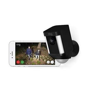 Ring Spotlight Cam Battery £159 - Amazon Deal Of The Day