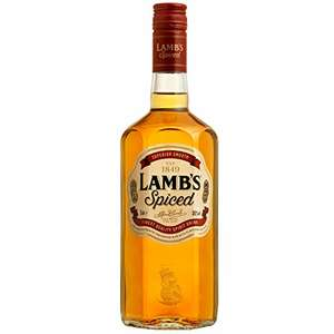 Lambs Spiced Rum 70cl at Amazon £12  Prime / £16.49 non prime
