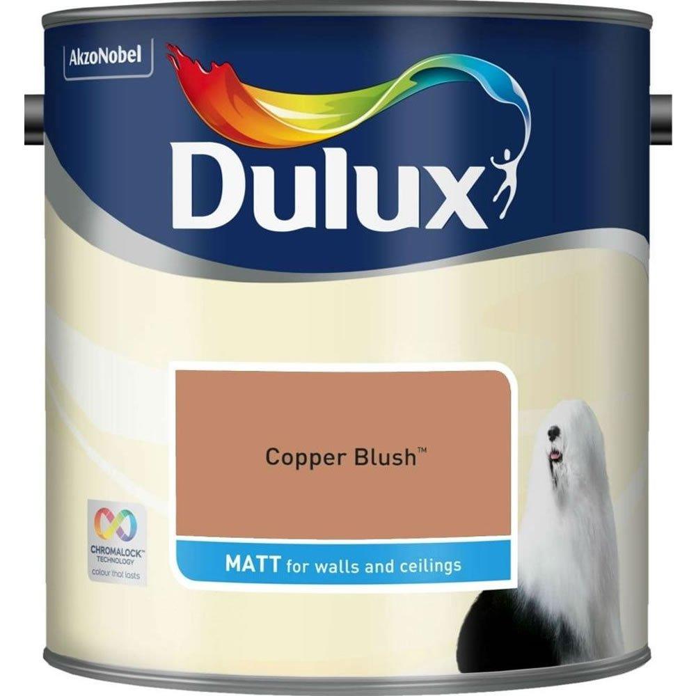 Dulux emulsion paint colours 2.5 litres £10 wilko