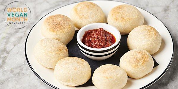 Free Vegan Dough Balls - Pizza Express 1/11/18