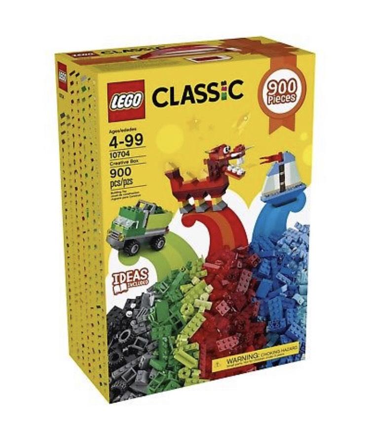 Lego classic bricks 900 £15 @ Sainsbury's instore