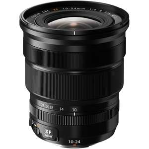 Fujifilm Fujinon XF 10-24mm F4.0 R OIS Lens at £576.97 @ Eglobal central