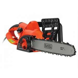 BLACK+DECKER CS2040-GB Chainsaw Corded, 2000 W, 40 cm for £67.99 Delivered @ HouseMakers