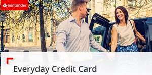 0% for 27 months on balance transfers with no Balance transfer fee @ Santander