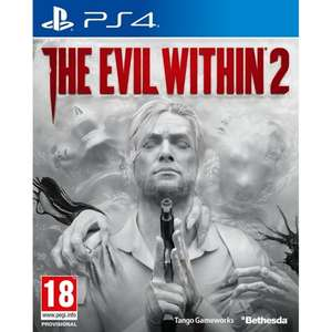 The Evil within 2 PS4 - £9.95 @ The game collection