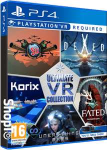 Ultimate VR Collection PSVR £18.85 delivered @ Shopto