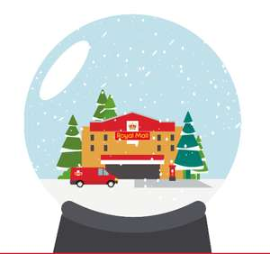 Free Santa Letter Reply from The Royal Mail