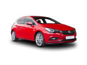 Vauxhall Astra Hatchback 1.6T 16V 200 Elite Nav - 36 Month Lease - 3+35 - £159.48 Per Month total cost £6,205 at What Car? Leasing