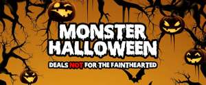 Dying Light Enhanced Ed PS4/XB £9.99 / Bloodborne GOTY 11.99 / Outlast Trinity PS4 £9.99 / Prey + Mug PS4 9.99 @ Monster Shop Halloween Sale