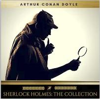Sherlock Holmes audio book 49p Google play