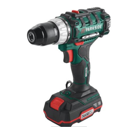 Parkside 20v cordless drill £39.99 @ Lidl