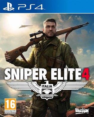 Sniper Elite 4 + Art Book (PS4/Xbox One) £14.86 Delivered @ Shopto