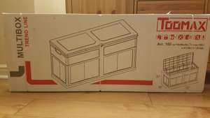 Toomax 320L Garden Storage Box at Morrisons instore for £10