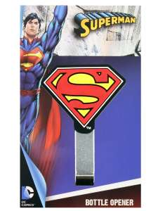Superman Logo Bottle Opener ( Official Merch ) was £5.99 now £1.99 @ Grindstore P+P £1.25