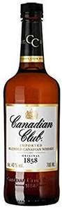 Canadian Club Whisky £16 (free delivery on Prime) / non-Prime £20.49