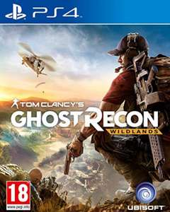 Tom Clancy's Ghost Recon Wildlands Free Trial Download - PSN