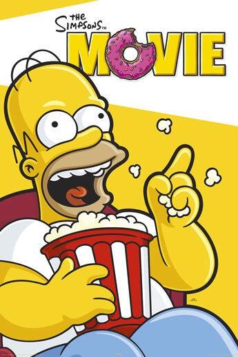 The Simpsons Movie £2.99 @ iTunes