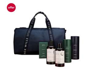 Jack Wills Gym Bag Star gift £22.50 @ Boots
