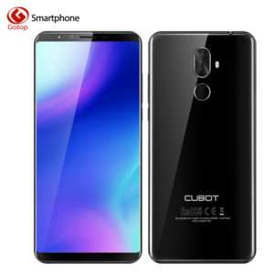 Cubot X18 Plus Android 8.0 18:9 FHD+ 4GB 64GB 5.99 Inch £97.45 @ Ali Express / Cubot official