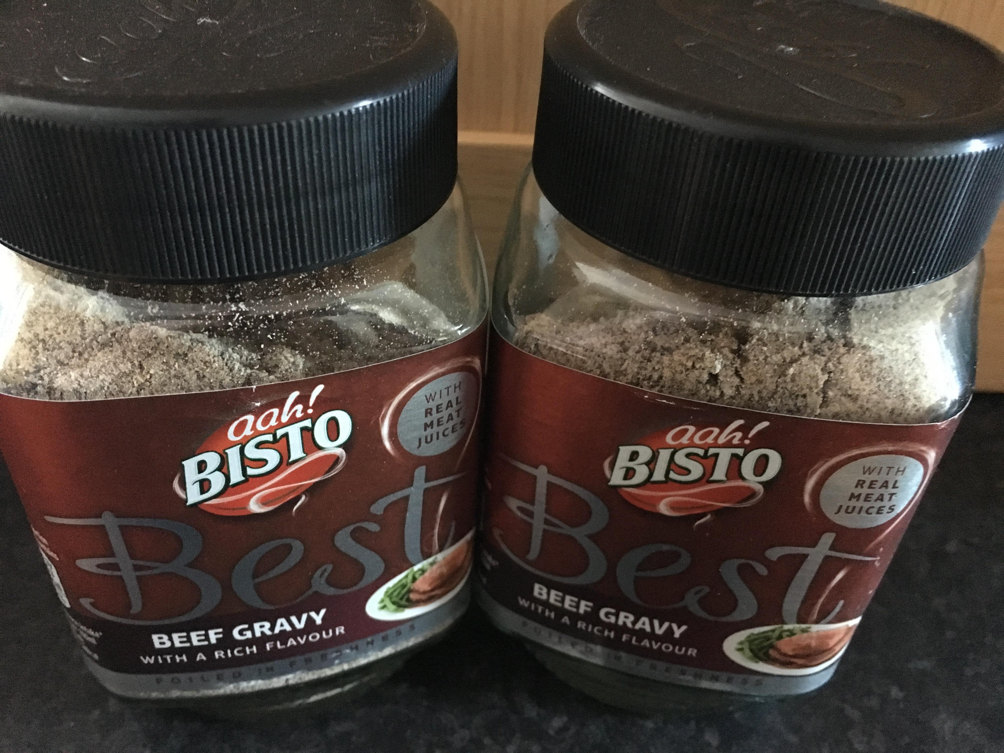 Aldi - Bisto Best gravy - beef or chicken 99p instore