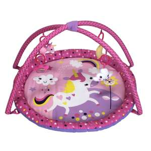 Red Kite Activity Mat Play Gym - Unicorn @ Online4Baby.com £16.49
