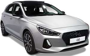 Hyundai i30 SE 18 month lease £163.20 a month NO FEES OR DEPOSIT 8k miles/annum - £2937.60 @ RVS Leasing