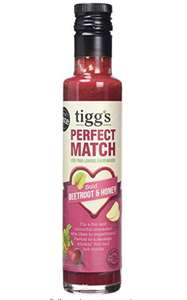 Tiggs Perfect Match Bold Beetroot & Honey 250g (Pack of 6) @ Amazon £8.03 Prime £12.52 Non Prime